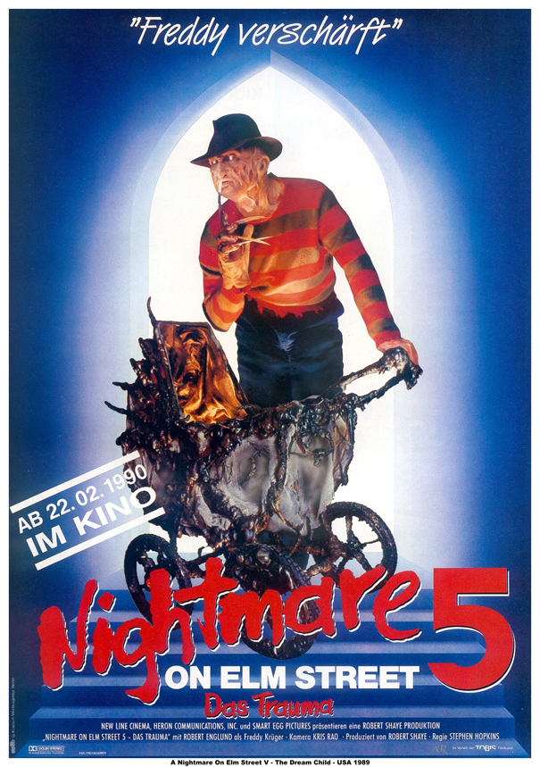 A Nightmare on Elm Street 5: The Dream Child (1989). Ác Mộng ...